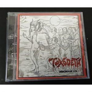 TOXODETH (Mex) – 'Demoniass Vol.1' CD