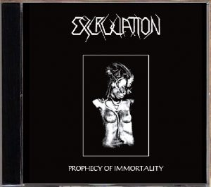 EXCRUCIATION (CH) - Prophecy of Immortality + Demos 2-CD