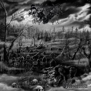 HELLEHOND (Nl) – 'Verslonden' LP