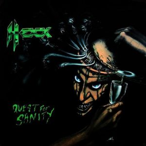 HEXX (USA) – 'Quest For / Watery Graves' LP Gatefold