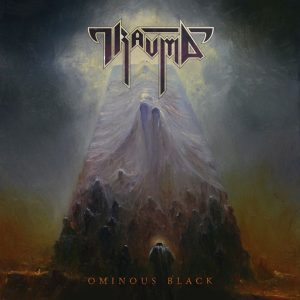 TRAUMA (Pol) – 'Ominous Black' LP Gatefold