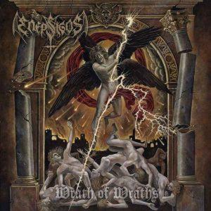 ENEPSIGOS (Nor) - 'Wrath of Wraths' LP