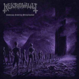 NEKROVAULT (Ger) – 'Totenzug: Festering Peregrination' LP Gatefold (Dark purple vinyl)