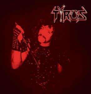 TYRUS (Oz) – 'Tyrus' LP