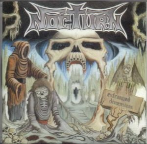NOCTURN (Hol) – 'Estranged Dimensions + Shades of Insanity' CD