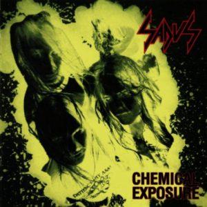 SADUS (USA) – 'Chemical Exposure' LP (Splatter vinyl)
