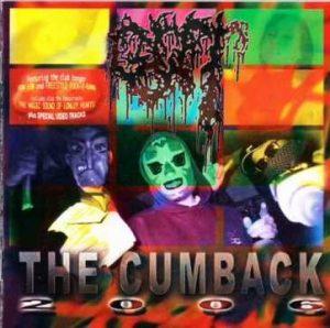 GUT (Ger) – 'The Cumback' CD