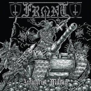 FRONT (Fin) – 'Antichrist Militia' MLP
