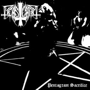 BEASTCRAFT (Nor) – 'Pentagram Sacrifice' LP
