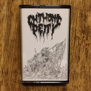 CHTHONIC DEITY (USA) – 'Reassembled in Pain' TAPE