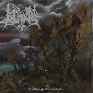 LIE IN RUINS (Fin) – Floating in Timeless Streams LP