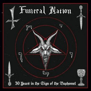 FUNERAL NATION (USA) - 30th Anniversary D-LP Gatefold