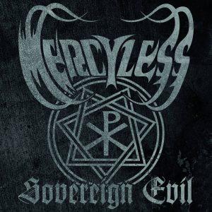 MERCYLESS (Fr) – Sovereign Evil MLP (Oxblood vinyl)