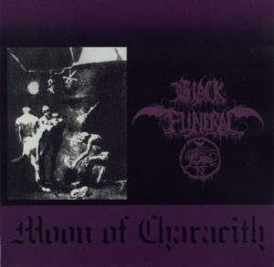 BLACK FUNERAL (US) – Moon of Characith LP Gatefold