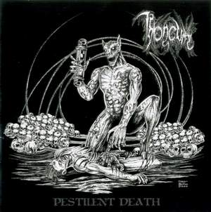 THRONEUM (Pol) – 'Pestilent Death' CD