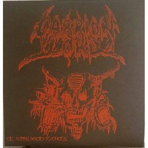 CARRION LORD (USA) – 'All Paths Lead to Chaos 1991 Demo' LP