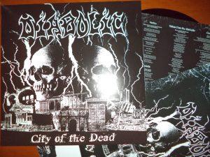 DIABOLIC (USA) – 'City of the Dead' LP