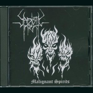 SADISTIC INTENT (USA) – 'Malignant Spirits' CD