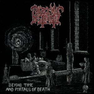 BLACK VUL DESTRUKTOR (Arg) – 'Beyond Time & Portals of Death' LP