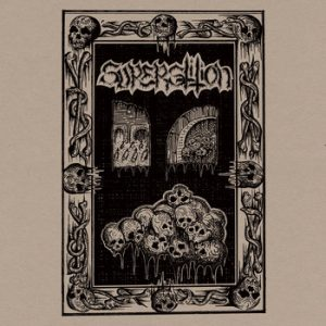 SUPERSTITION (USA) – 'Surging Throng of  Evil's Might' CD Digipack