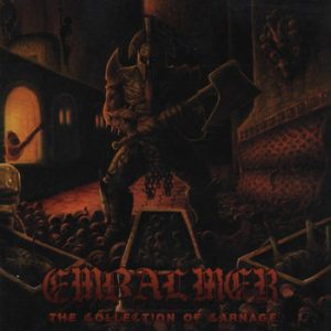 EMBALMER (USA) – 'The Collection Of Carnage' 2-CD
