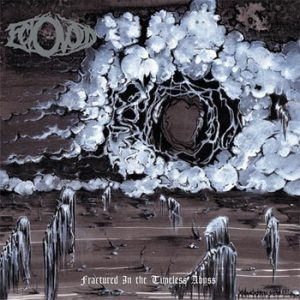 ECTOVOID (USA) – 'Fractured in the Timeless Abyss' LP