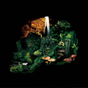 HEXVESSEL – 'Iron Marsh' LP (Blue splatter)