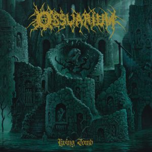 OSSUARIUM (USA) – 'Living Tomb' CD