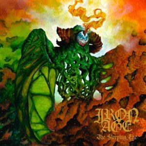 IRON AGE (USA) – 'The Sleeping Eye' CD