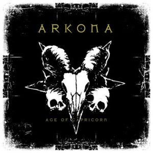 ARKONA (Pol) – 'Age of Capricorn' CD Digipack