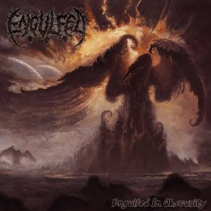 ENGULFED (Tur) – 'Engulfed in Obscurity' LP (Gold/Orange splatter)