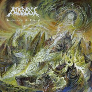ATARAXY (Spa) – 'Revelations of the Ethereal' LP (Yellow splatter)