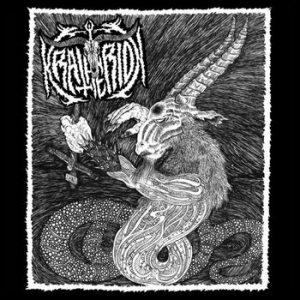 KRATHERION (Chi) – 'Necrouroboros XXXIII' LP