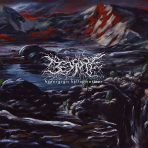 BEDSORE (It) – 'Hypnagogic Hallucinations' CD Digipack