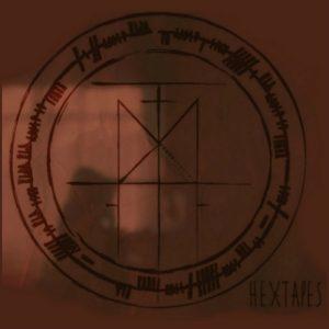 LISA CUTHBERT (Irl) – 'Hextapes' LP Gatefold (green/red vinyl)
