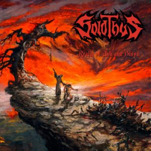 SOLOTHUS (Fin) – 'Realm of Ash and Blood' CD Digipack