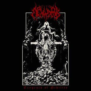 NEXWOMB (USA) – 'Exegesis of Nihility' CD