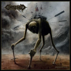 CORPSESSED (Fin) – 'Impetus of Death' LP