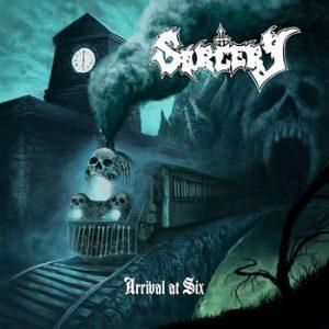 SORCERY (Swe) – 'Arrival At Six' LP