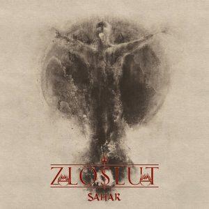 ZLOSLUT – 'Sahar' CD Digipack