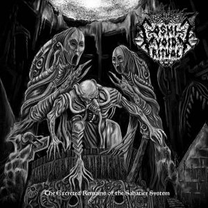 COSMIC VOID RITUAL (USA) – 'The Excreted Remains…' MCD