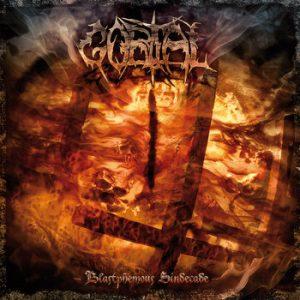 GORTAL (Pol) – 'Blastphemous Sindecade' CD