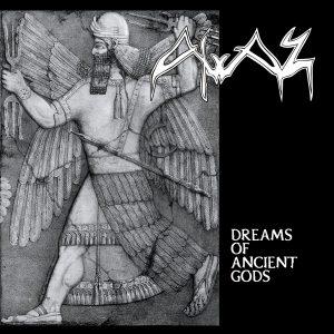 AIWAZ (It) – 'Dreams of Ancient Gods' CD