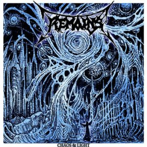 REMAINS (Mex) – 'Chaos & Light' CD