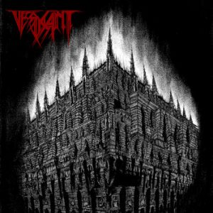 VESICANT (NZ) – 'Shadows of Cleansing Iron' LP