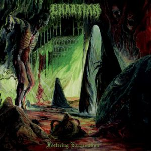 CHAOTIAN (Dk) – 'Festering Excarnation' LP