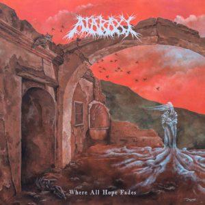 ATARAXY (Spa) – 'Where All Hope Fades' LP