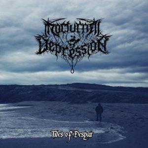 NOCTURNAL DEPRESSION (Fra) – 'Tides of Despair' CD Digipack