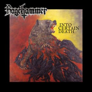 RAGEHAMMER (Pol) – Into Certain Death CD
