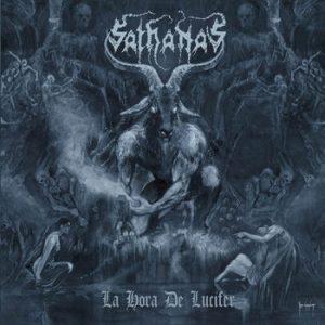 SATHANAS (USA) – 'La Hora De Lucifer' CD